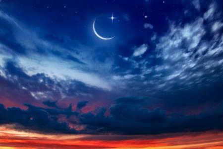 Nieuwe maan rituelen